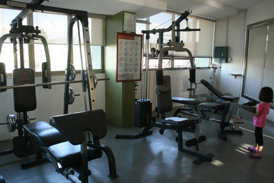 one tagaytay fitness center