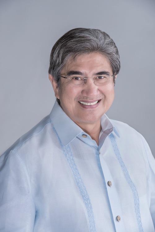 Senator Gringo Honasan III - portrait shot