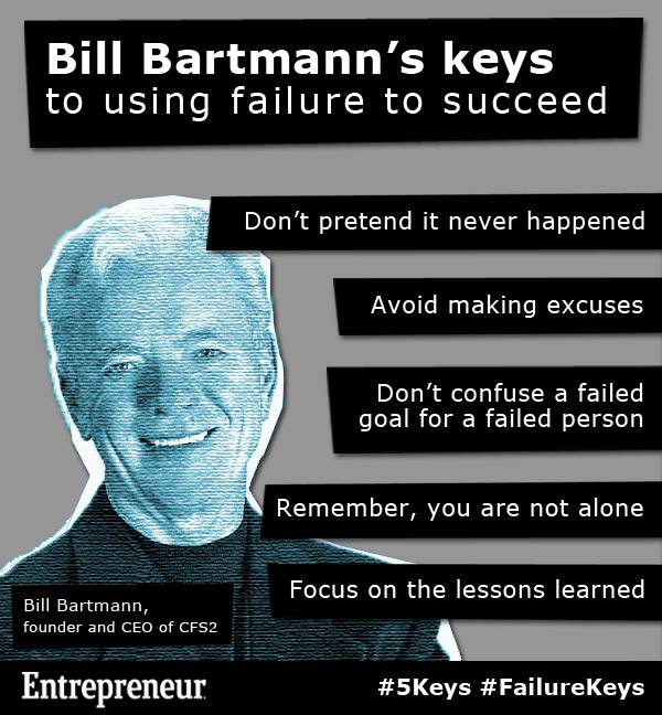 fail to succeed