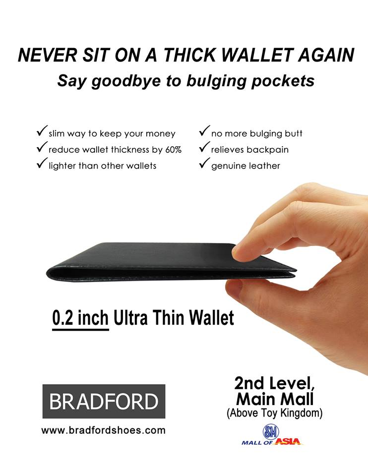 ultra slim wallet bradford shoes