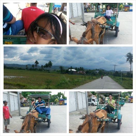 kalesa ride