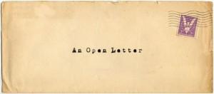openletter